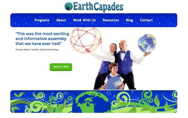 EarthCapades-homepage-screenshot-cropped